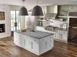 kitchen countertops quartz with dark cabinets. White Quartz Marble Kitchen Cabinets Counters And More With Dark Cabinets  And Counters Countertops