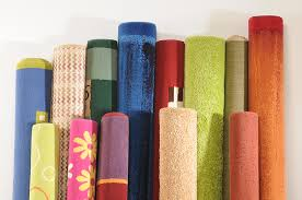 carpet roll. carpet cleaning and repair roll