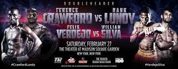 Felix Verdejo Next Fight (Page 1 ...