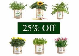 garden in a bag. 25% Off: Garden-in-a-Bag Bundle Garden In A Bag J