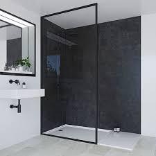 multipanel classic riven slate bathroom