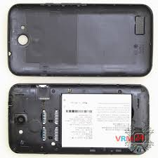 🛠 How to disassemble ZTE Blade Q Lux 3G ...