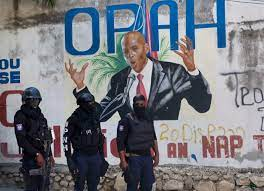 Haiti calls for US military assistance ...