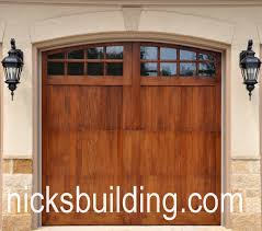 WOOD OVERHEAD GARAGE DOORS AND CARRIAGE GARAGE DOORS FOR SALE IN ...