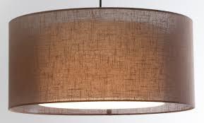 Kleurstaal Voor Lampenkap Of Lamp Linnen Bruin