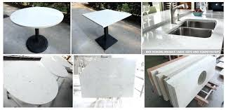 round stone table tops popular marble for white pure solid surface acrylic cover top cultured decor 9 suppliers