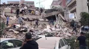 SON DAKİKA! Deprem sonrası ilk görüntüler | Video - Son Dakika Haberleri  İnternet