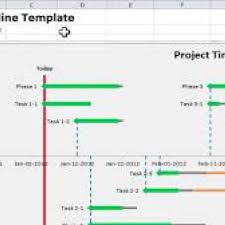 project development timeline project development timeline excel template archives excel templates