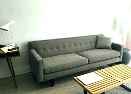 room and board sofa sofas modern living furniture bed reviews hutton mid century so