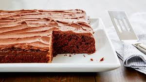 Best Chocolate Cake With Fudge Frosting Recipe Bettycrockercom