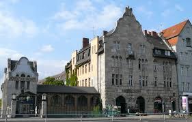 Berlin Hohenzollerndamm station