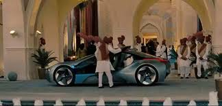 bmw i8 in mission impossible 4.  Bmw BMW I8 Concept In Mission Impossible 4 On Bmw I8 In O