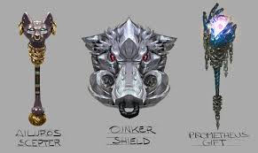 Guild Wars Design Mike Bacchin Entries For The Design A Weapon Challenge Of