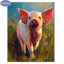 Buy <b>diamond embroidery pig</b> and get free shipping on AliExpress.com