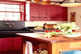 yellow country kitchens. Red Kitchen Cabinets Country With Yellow French Kitchens Yellow Country Kitchens