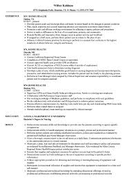 Home Health Care Job Description For Resume Rn Home Health Resume Samples Velvet Jobs