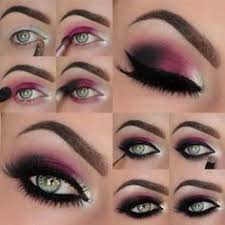 just let your eyes shine with a well done smoky makeup look whether the clic black smokky eye makeup or the advanced