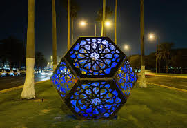 Dubai Lights Doha Qatar Ramadan Decor Across Dubai And Doha Cels Group