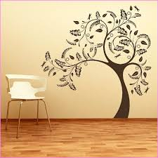 wonderful tree stencil for wall painting 71 for your home design apartment with tree stencil for wall painting