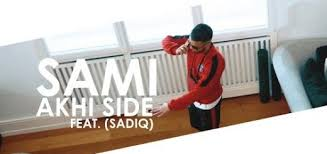 Akhi side u2013 Sami songtexte