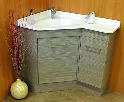 bathroom corner vanity base units small unit