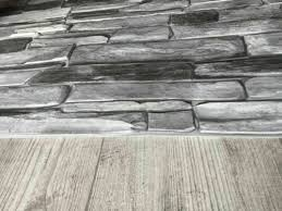 building hardware grey stone effect