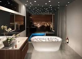 image of bathroom ceiling light fixtures for 1940 s home