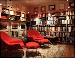 home library lighting. Wonderful Lighting Home Library Lighting Plain On With Regard To Tips Brint Co 2 M