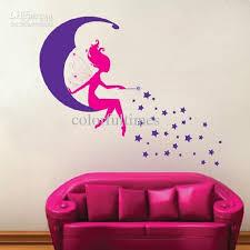 absolutely design girls room wall decor baby cutest decorations ideas decals beach little jm8255 moon