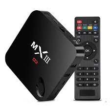 MXIII MX3 Quad Core 4K Android TV Box | Android tv, Android tv box,  Streaming media