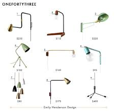 one forty three lighting. Onefortythree Emily Henderson Design Lighting Roundup One Forty Three