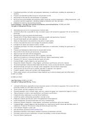 Electrician Resume Beauteous Auto Electrician Resume