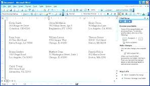 how to print labels from excel how to print labels from excel spreadsheet word mail merge 1