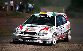 Powerful Toyota Race Cars Photos - Toyota Racing Cars Photo Gallery