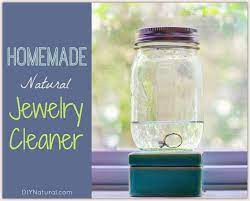 homemade jewelry cleaner an effective