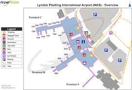 Lynden Pindling International Airport Mynn Nas Airport