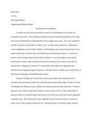 essay writing study resourcespages prison reform argumentative essayresearch paper for ap english language and composition