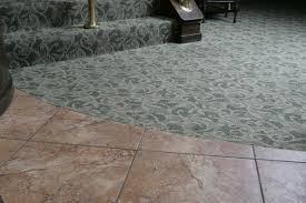 carpet tile tile to carpet transition tile to carpet transition ideas install carpet to tile transition