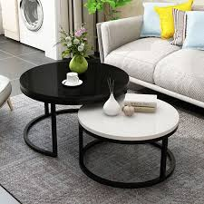 round tea table coffee table desk sets