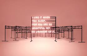 The 1975 Neon Sign Enchanting The 32 Neon Signs By David Drake Designcollector
