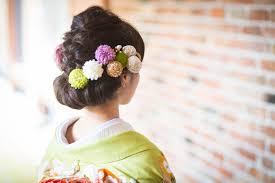和装に似合うヘアスタイル特集 Dressyドレシーbyプラコレウェディング