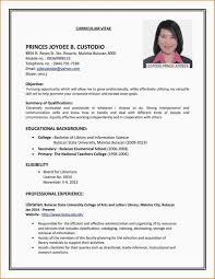 College Student Resume For Part Time Job Gentileforda Intended For