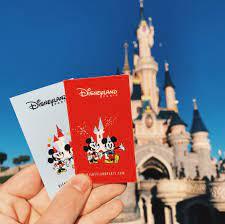 Besuch im Disneyland Paris ...