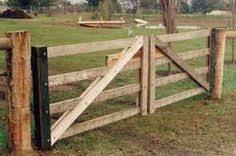 wood farm fence. Farm Gates - This Fencing Gate Is Wood With. Fence