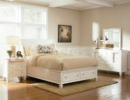 White French Bedroom Furniture With Vanity Set