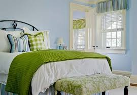 blue and green bedroom. 5 Calming Bedroom Design Ideas The Budget Decorator Blue And Green