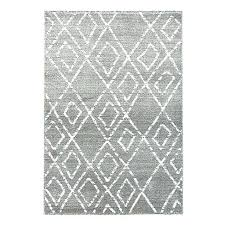 grey tribal rug and white pink contemporary black area fr