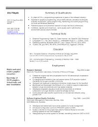 qualification summary resume summary of qualifications by fionan qualification summary resume 0321