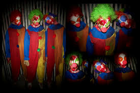 budget prop life size clown dead 10 bundle deal