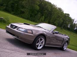 2002 Ford Mustang Gt Convertible 5 Speed Mach 1000 Stereo